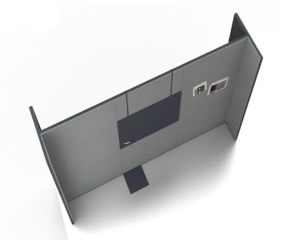 Raumakustik-Schallschutz-Lärm-Raum-in-Raum-CAS Rooms-23