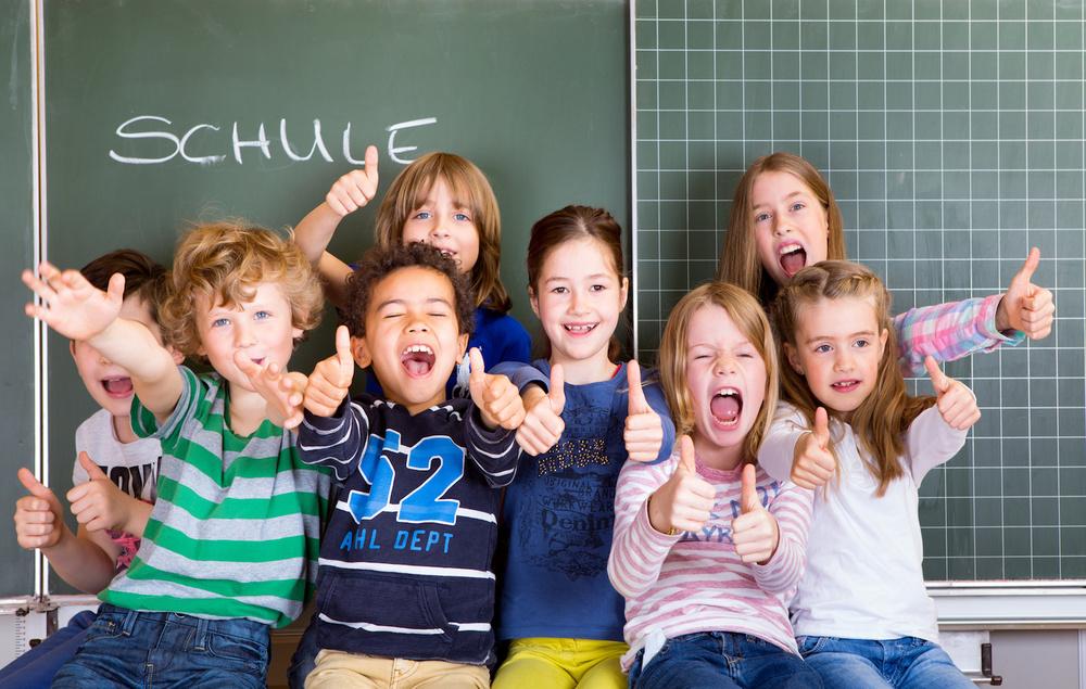 Schule Gesundheit Akustik Schallprobleme Lärm
