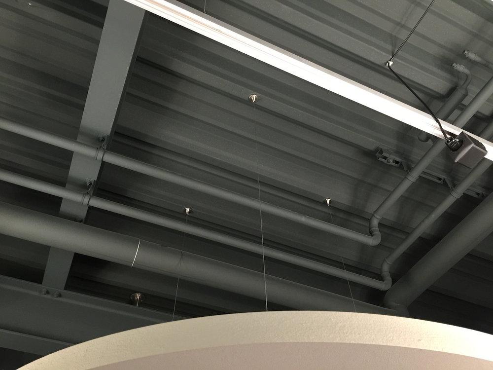 Möbel Egger Matratzenstudio Ecophon Solo Akustik-Deckensegel14