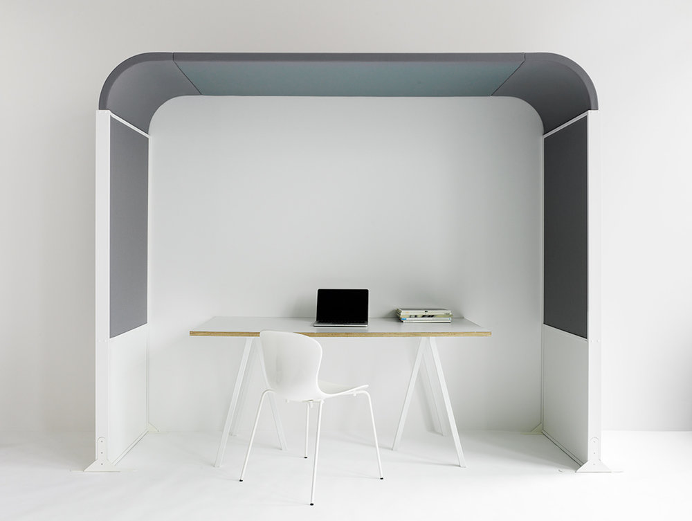 ZilenZio «Arc» | Akustisch wirksame Besprechungsbereiche
