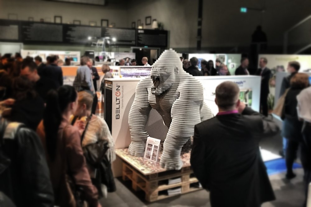 Der erste Akustik-Gorilla der Welt