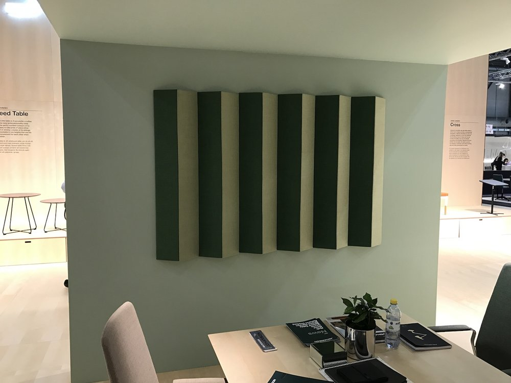 Wandabsorber «Illusion» von Johanson Design