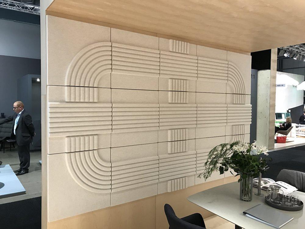Wandabsorber «Race» von Johanson Design