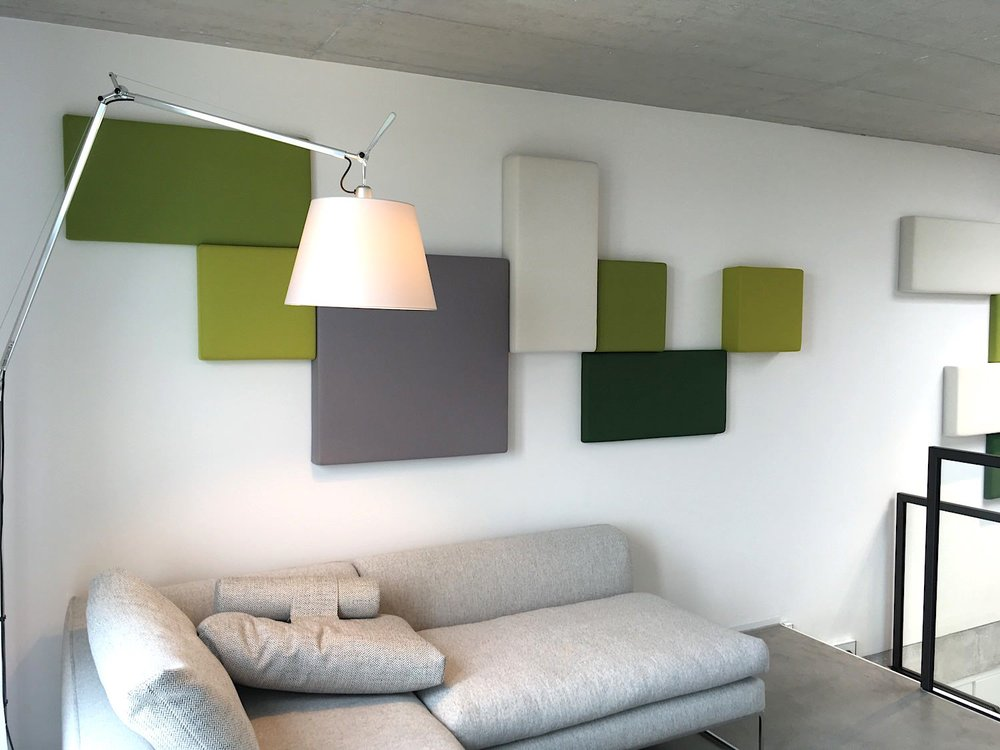 Wandabsorber «Frequency» by Johanson Design
