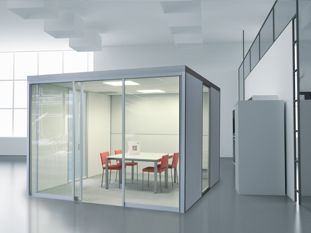 Cube Line - Raum in Raum