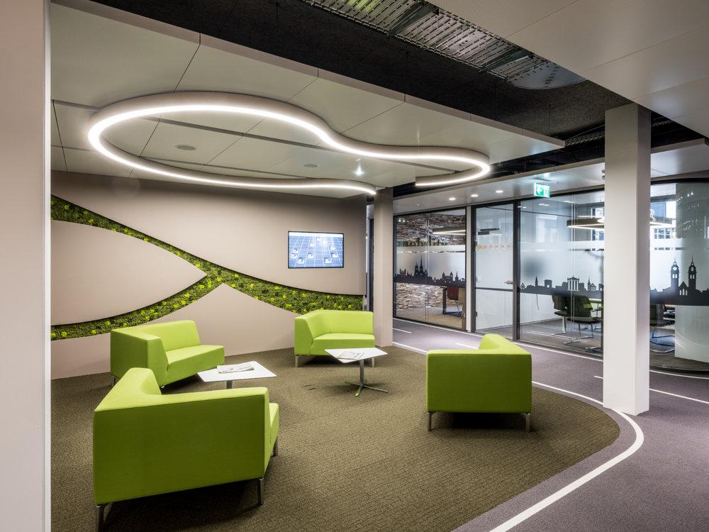 Akustikoptimierung Hauptsitz Mobility Carsharing