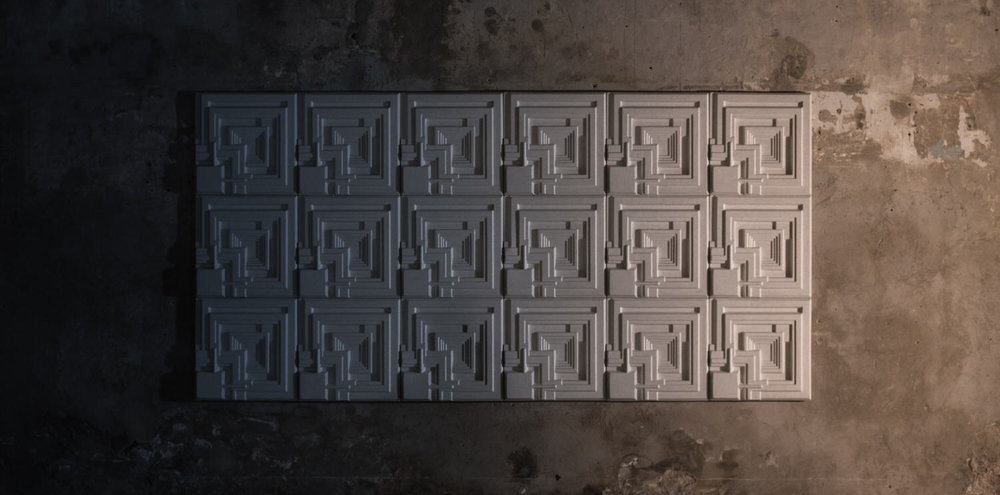 Offecct Soundwave® Ennis / Designer: Frank Lloyd Wright™ (www.franklloydwright.org)