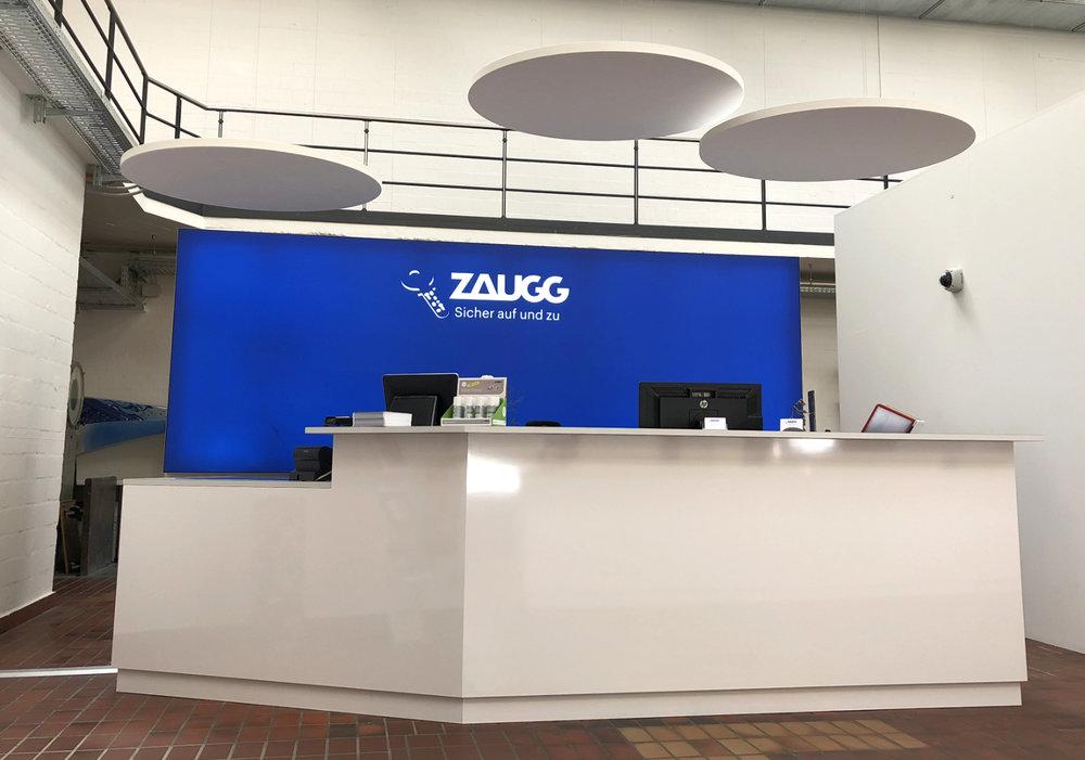 ZAUGG SCHLIESSTECHNIK AG, LUZERN