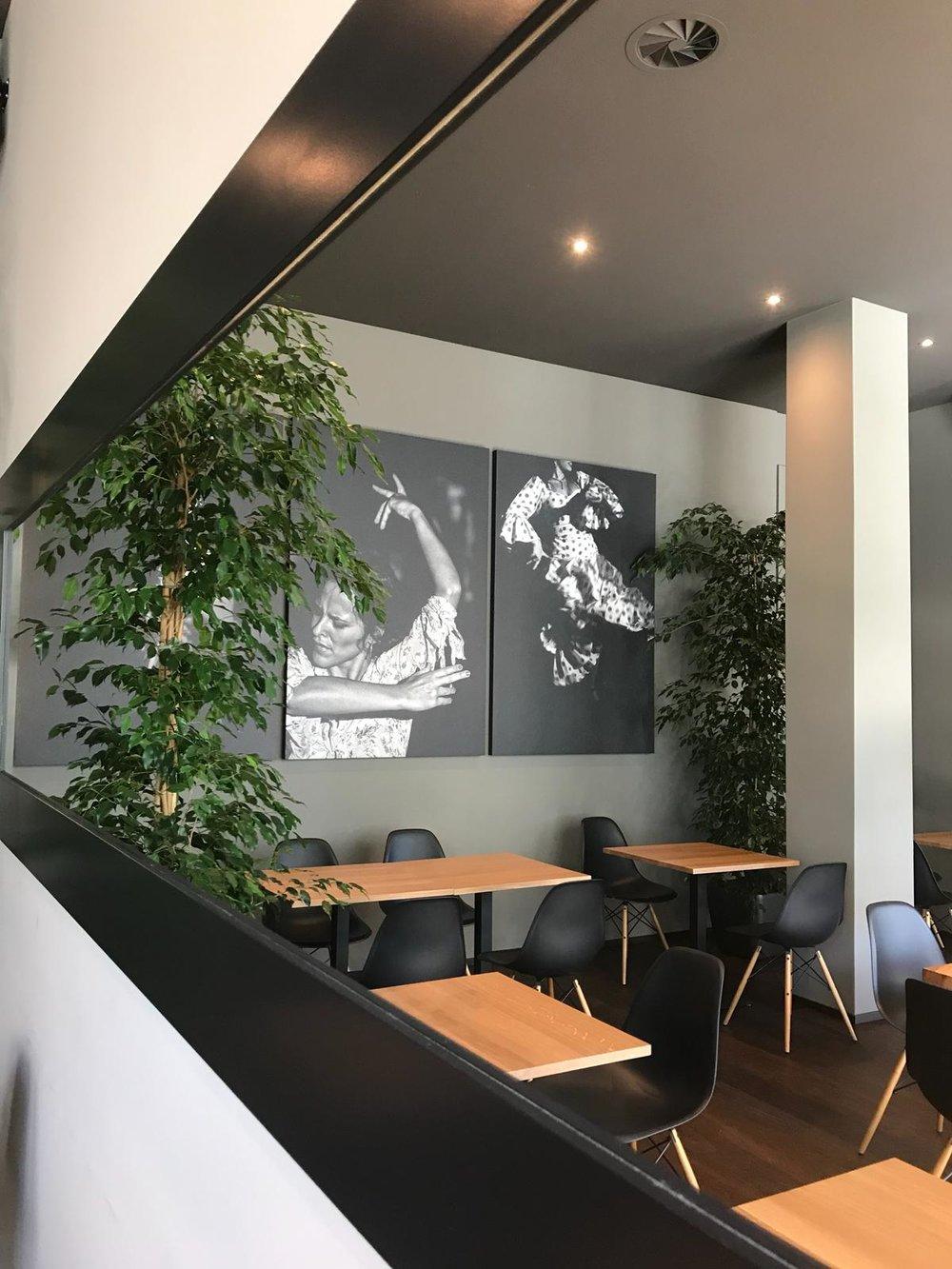 Kopie von Akustikbild in der Prado Bar in St. Gallen