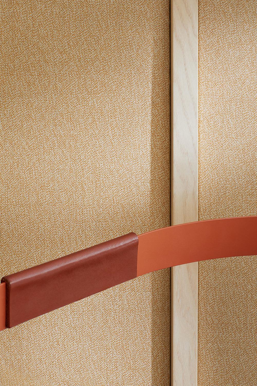 Kyoto - die modulare Akustikwand im japanischen Stil