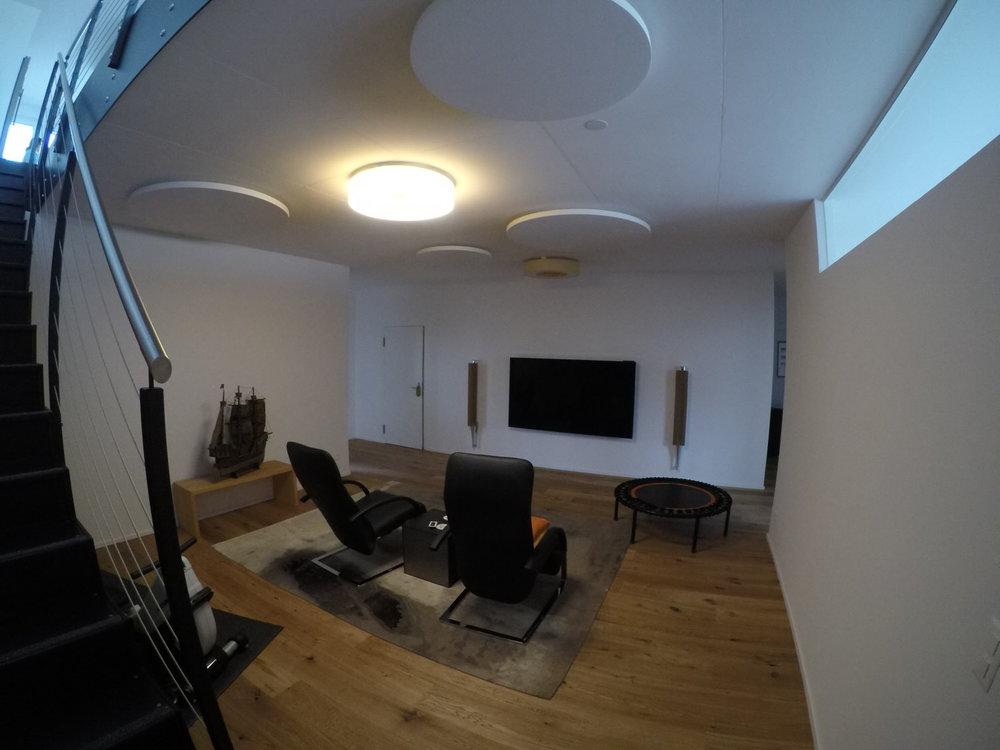 TV schauen mit der optimalen Akustik