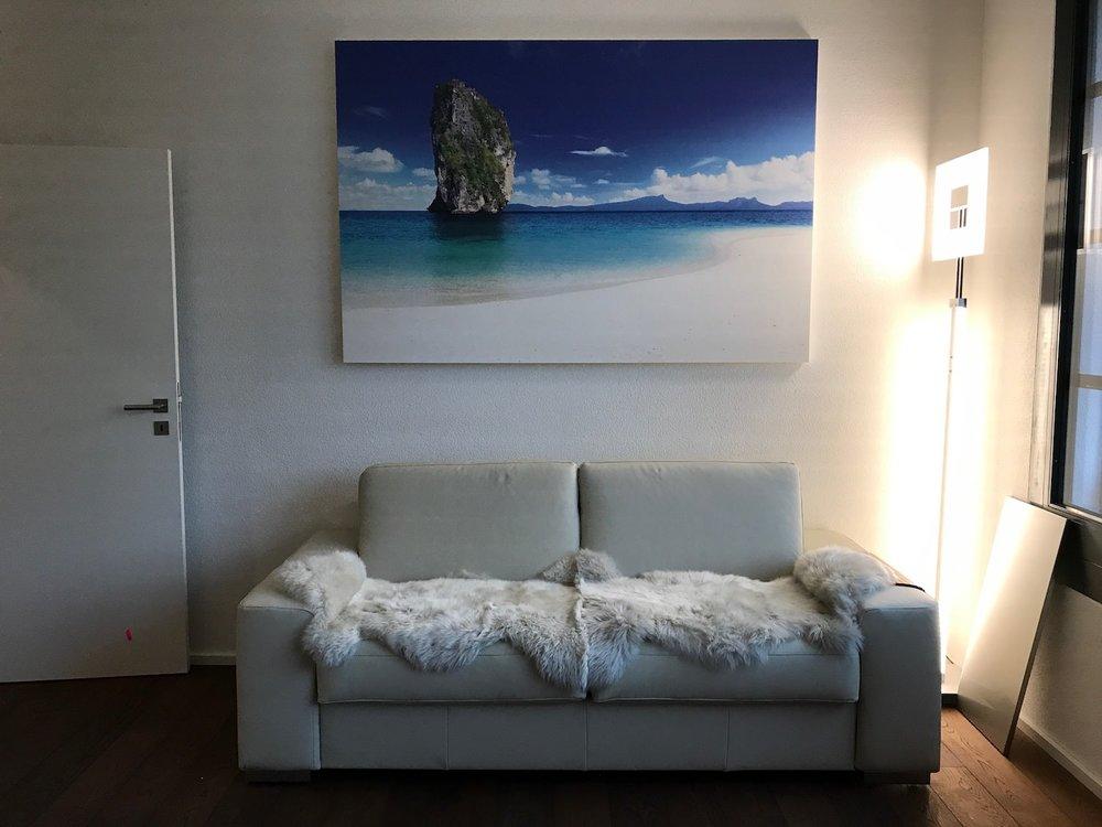 Wohnung Lack