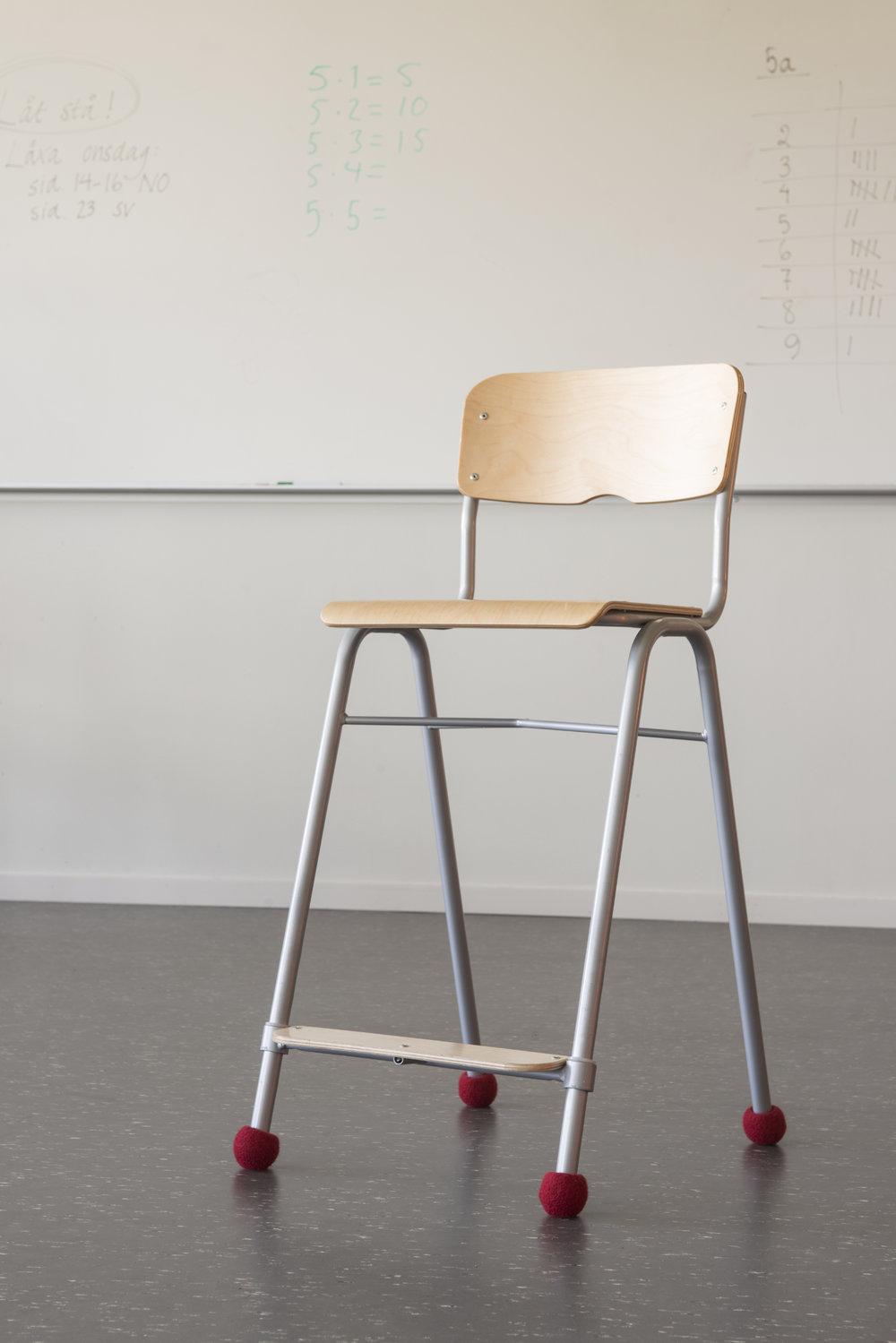 Silent Socks in der Schule