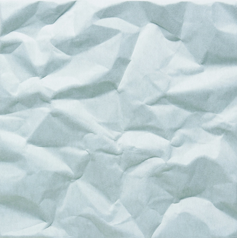 SOUNDWAVE SCRUNCH OFF-WHITE