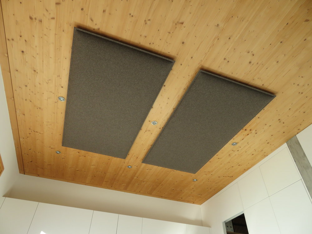 Woopies-Installation in einem Einfamilienhaus