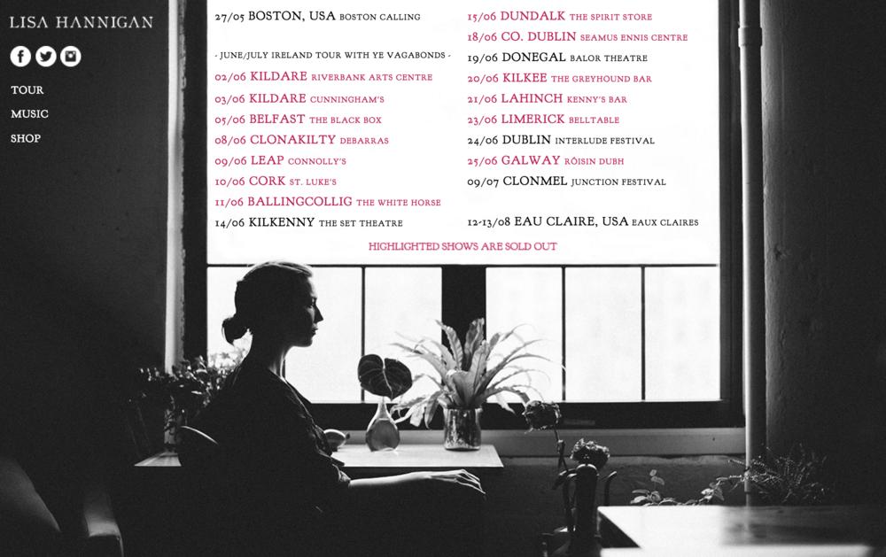 Lisa Tour