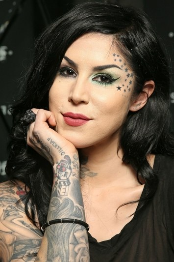 Kat Von D, you are a FORCE