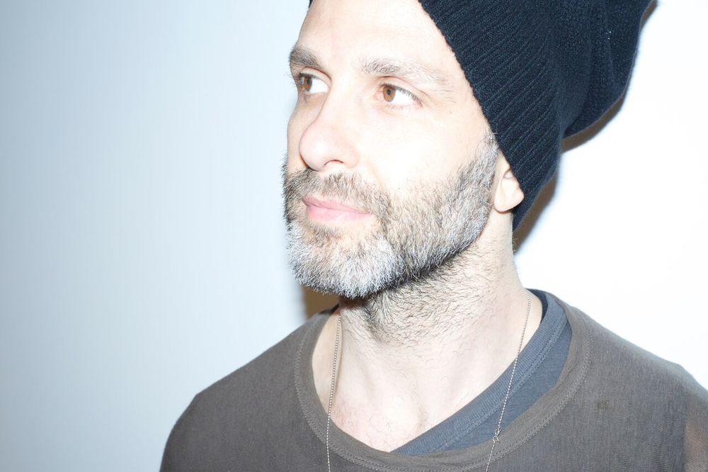Hairstylist Jon Reyman