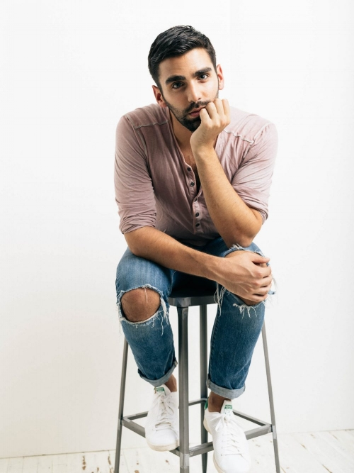 Phillip Picardi, digital editorial director of Teen Vogue and Allure (and a former beauty editor!)