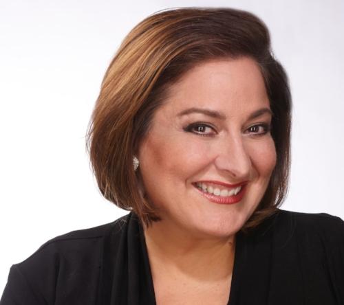 Makeup artist Laura Geller