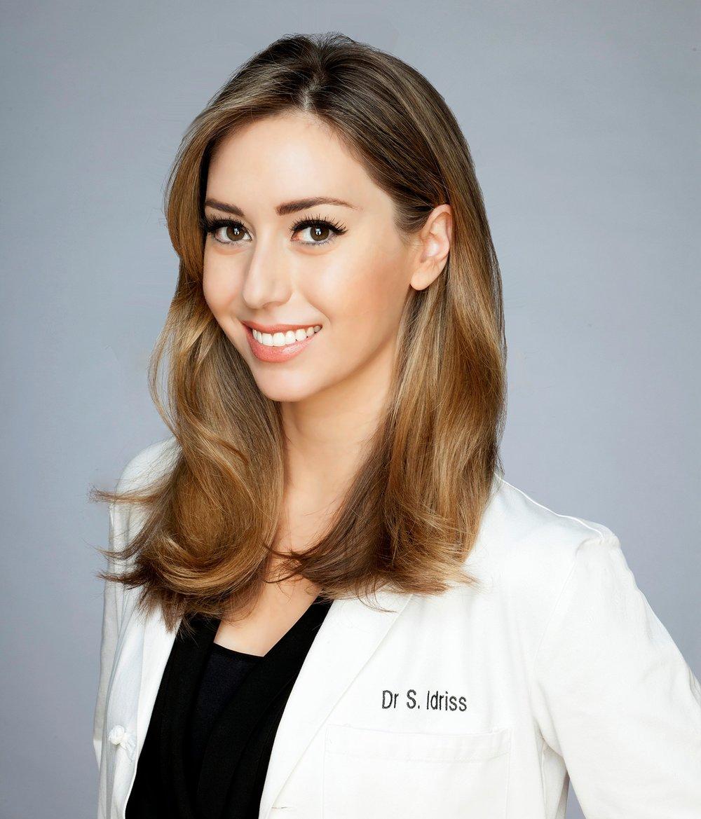 Dermatologist Dr. Shereene Idriss