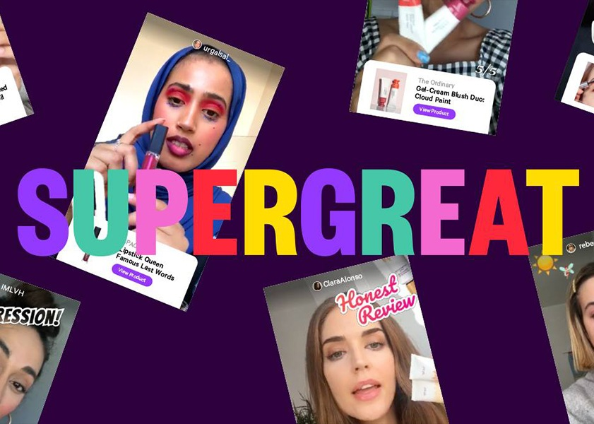 """FREE MASCARA! - The Supergreat app is where you can share (and watch!) honest product-review videos from real (read: unpaid) reviewers. Go to supergreatreviews.com/fatmascara, download the Supergreat app on the App Store and enter code """"fatmascara"""" when you sign up to get a free mascara when you upload your first review."""