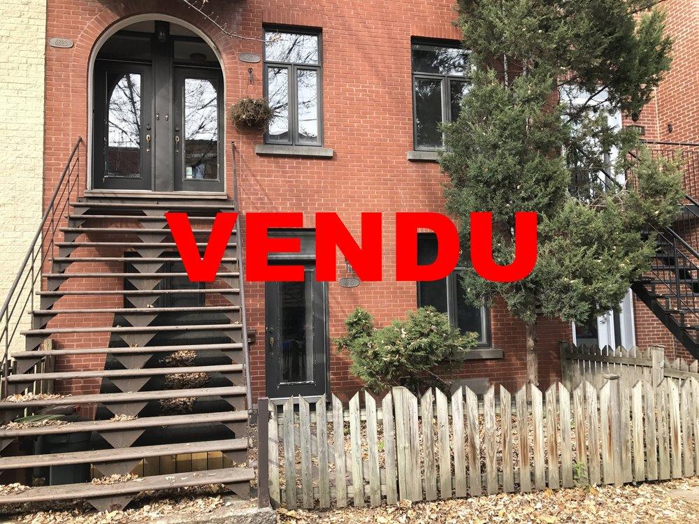 4819 Rue Dagenais Saint-Henri/Petits bourgogne,Montréal   259 000 $