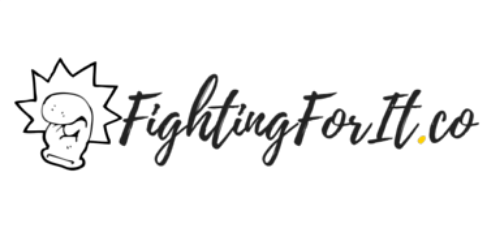 Fighting For It | A Writer Turned Fighter