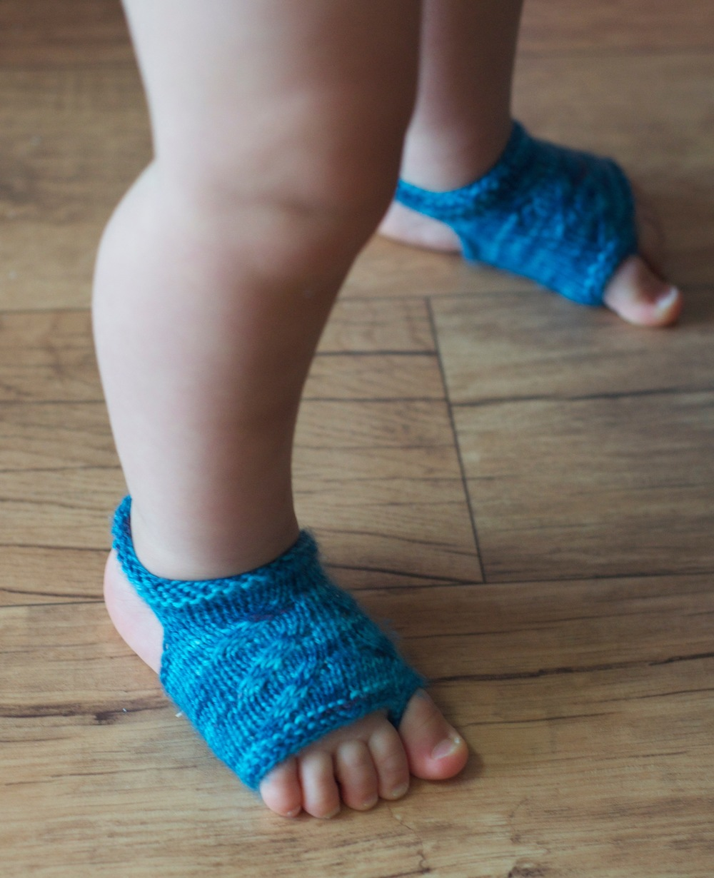 Showsy Toes Baby Sandal Socks