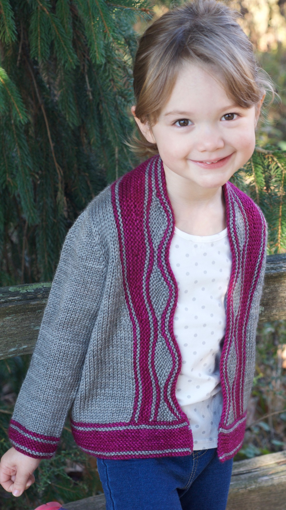 Bunny Slopes Cardigan