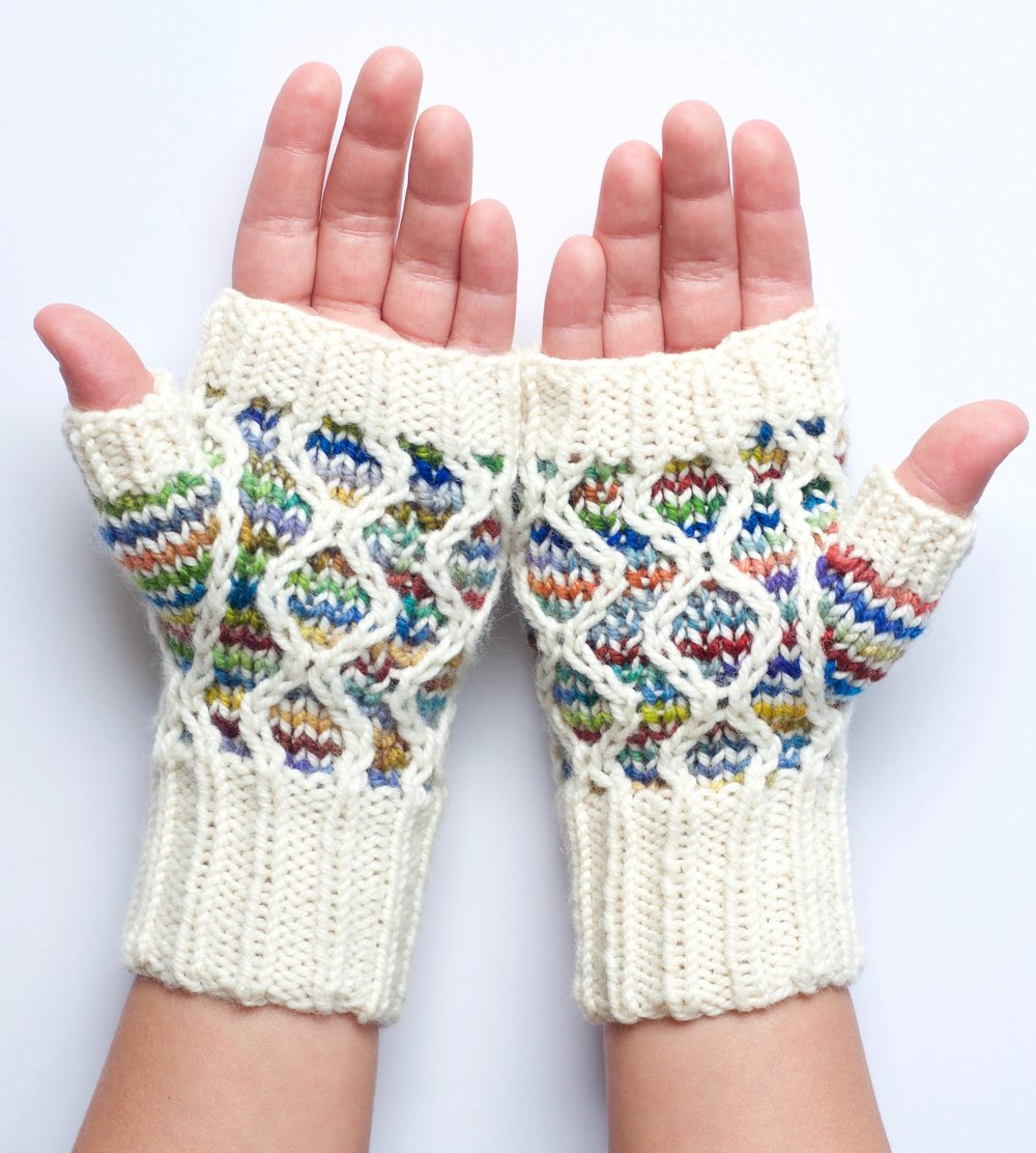 Cosmic Ray Mitts