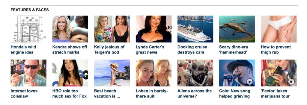Sexy, Sexy Fox News