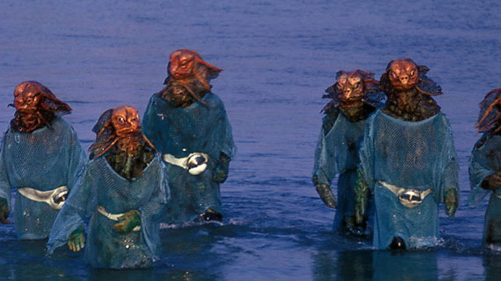 Doctor Who Sea Devils