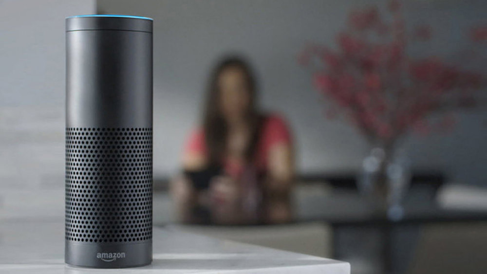 The Amazon Echo Dot, or  Alexa  as she is becoming better known.