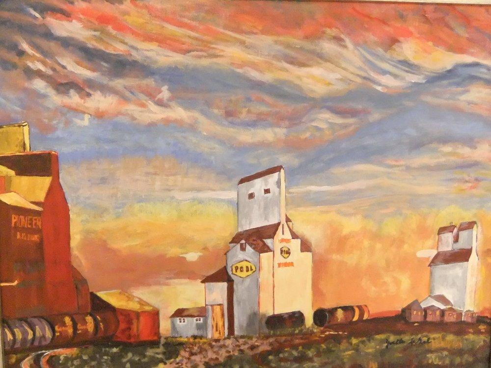 Prairie Sunset (SK)