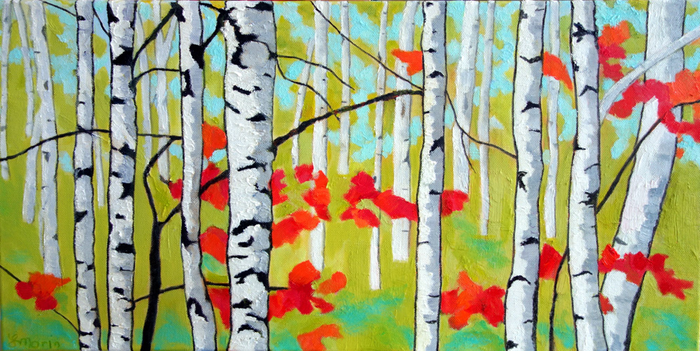 Lure of the Birches