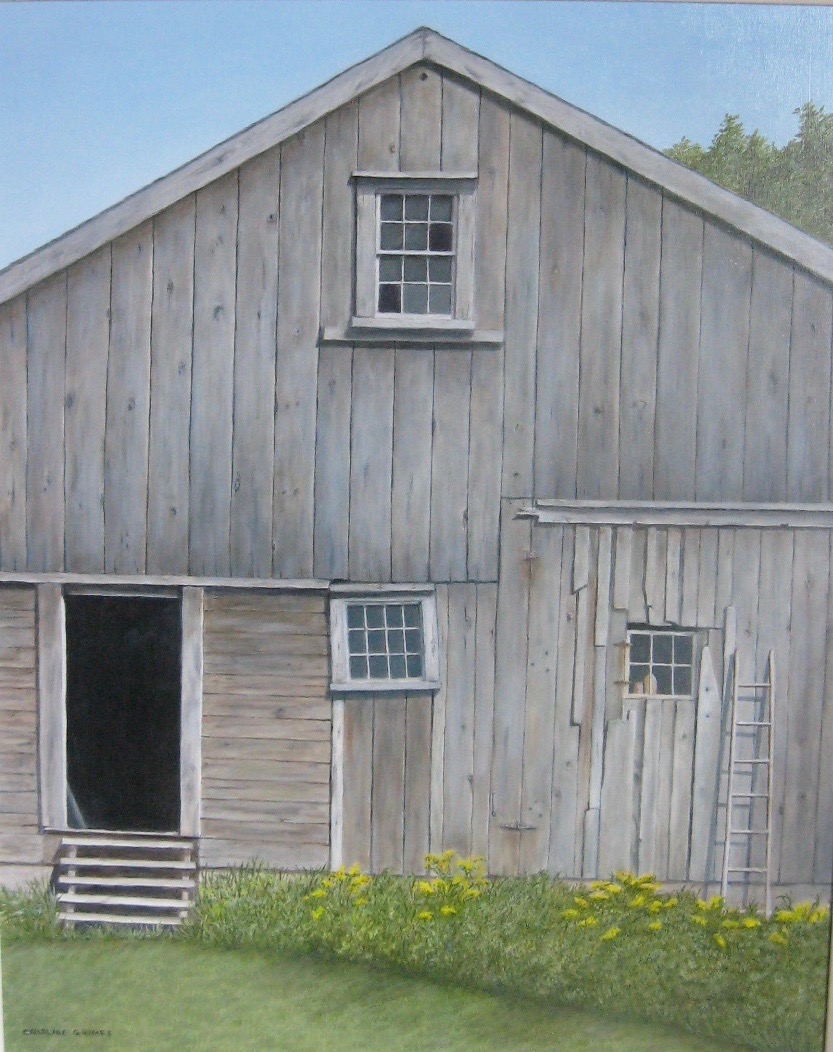 New Hampshire Barn