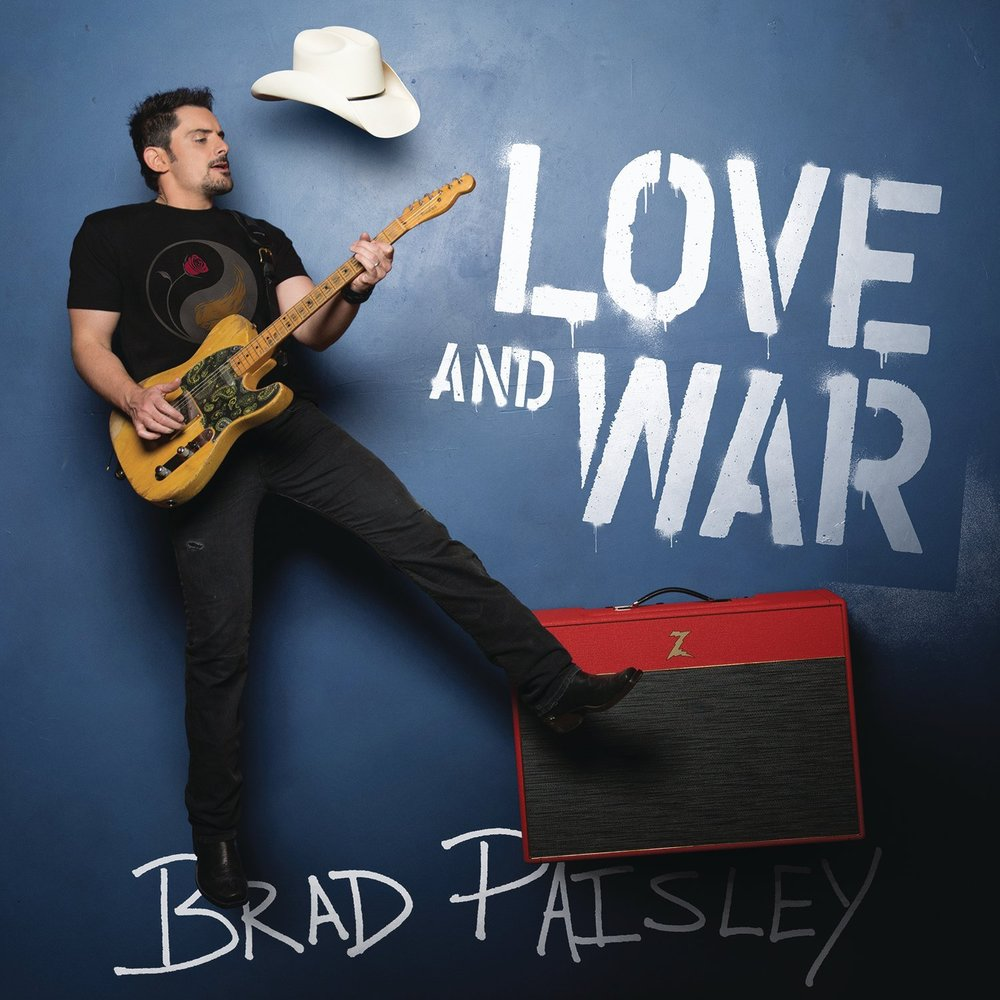 Brad Paisley - Love And War.jpg