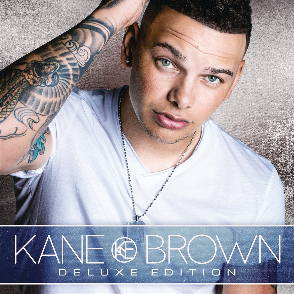Kane Brown - Kane Brown (Deluxe Version).jpg