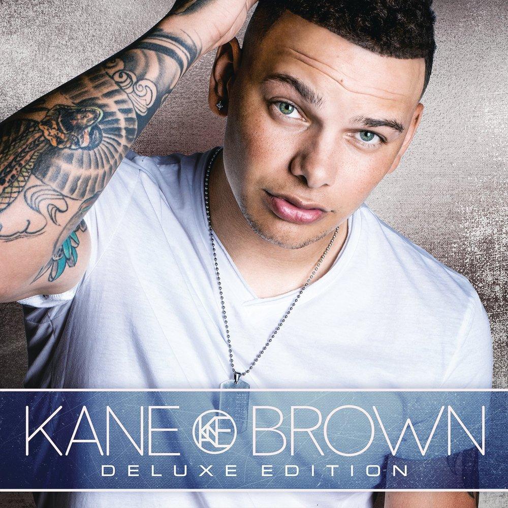 Kane Brown - Kane Brown (Deluxe Version).jpg