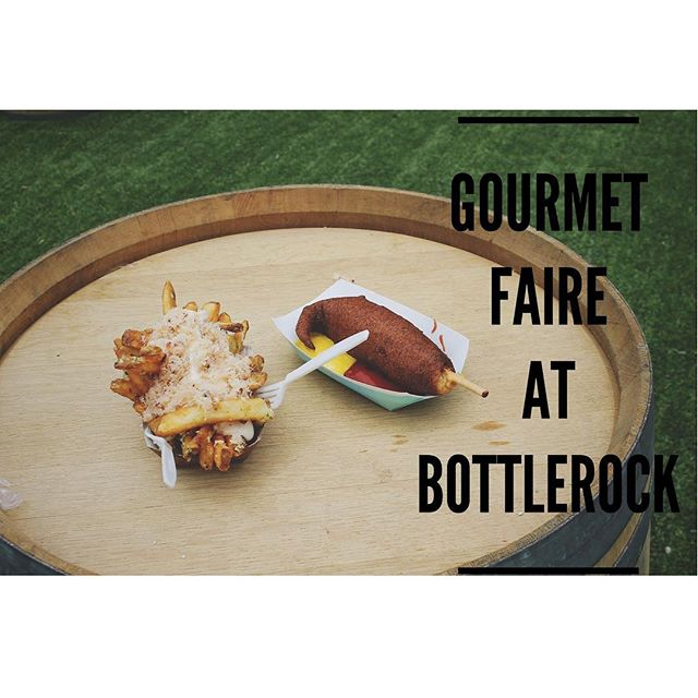 Be sure to check us out at @bottlerocknapa! We'll be serving up our delicious homemade Corn Dogs, Beer Battered Garlic Fries and Crab Garlic Fries in the beautiful Napa Valley 🍷☀️ Photo cred: Esther Mobley @ sfgate.com . . . #crabfries #garlicfries #corndogs #gourmetfaire #nomnom #yummy #festivalseason #2018 #musicfestival #foodgasm #music #foodie #foodporn #picoftheday #letsgo #eatatbottlerock #bottlerockfood #bottlerockeats #original #OG #sanfrancisco #napa #napavalley