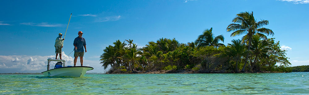 Reports about fly fishing in Belize, fishing for Bonefish, fishing for permit, and tarpon at Turneffe Flats.