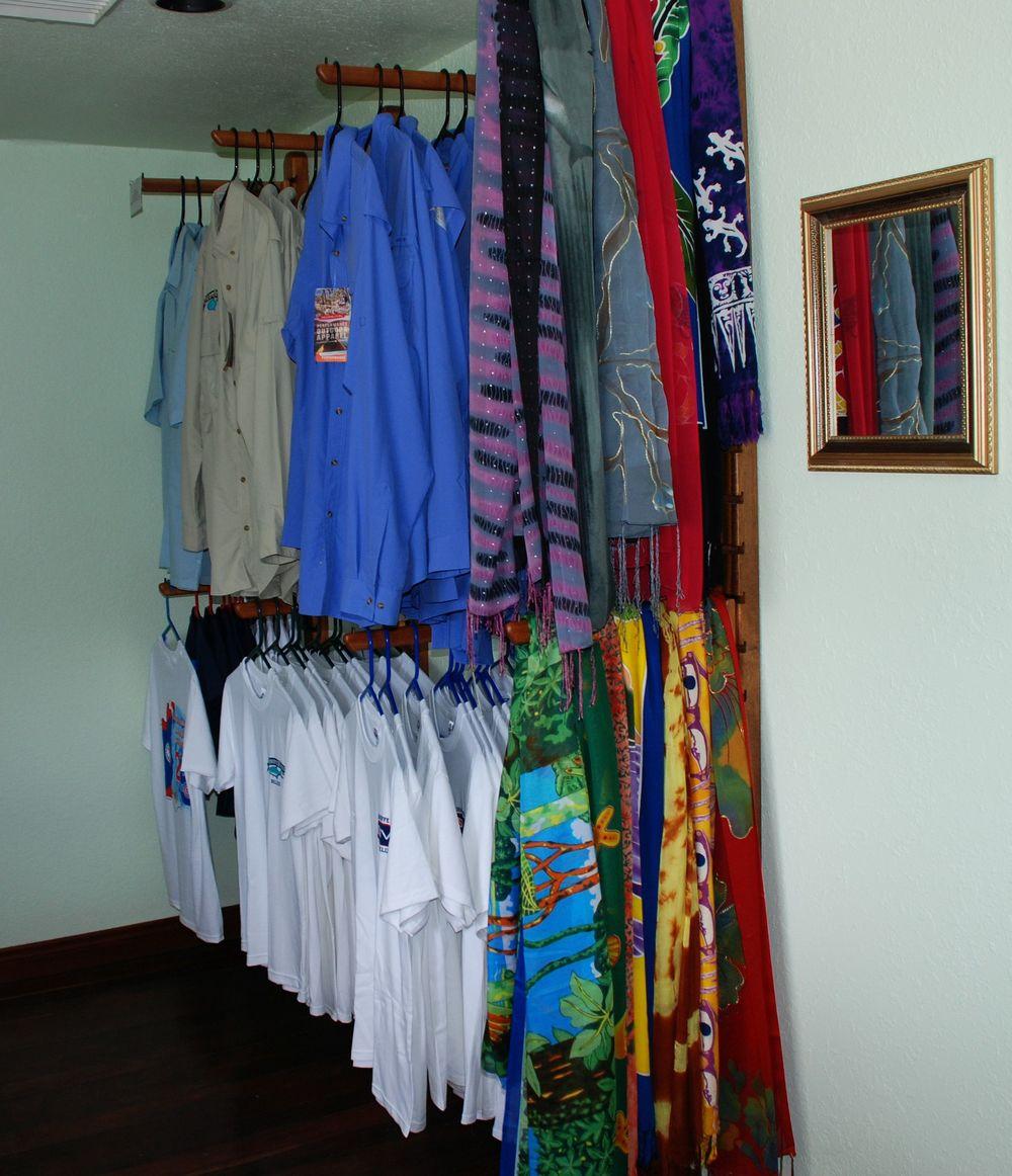Turneffe Flats fishing shirts