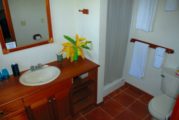 Guest room at Turneffe Flats in Belize
