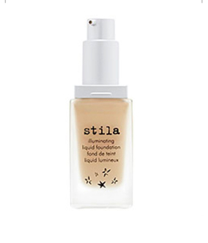 Stila 50 Watt Foundation The key to any beauty look is having the right concealer to create the perfect base foundation. This product provides great coverage without going on too heavy and will literally make your skin shine.