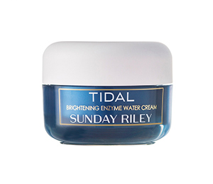 Sunday Riley Tidal Cream The most important part of any beauty regime is keeping your skin hydrated with the right moisturizer. I usually swipe this Tidal cream on my face just before going to bed so I can wake up to plump and supple skin.