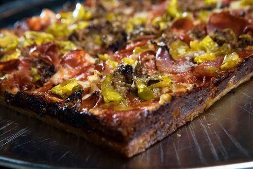 Cincinnati Enquirer - Detroit Style Pizza