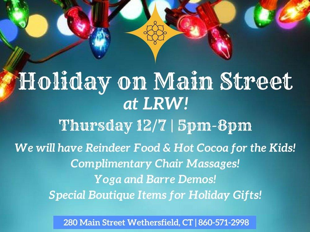 Holiday on Main Street @ LRW!.jpg