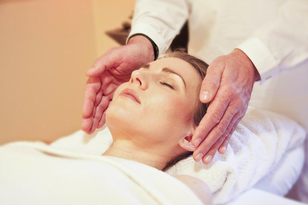 Reiki/Massage Combo