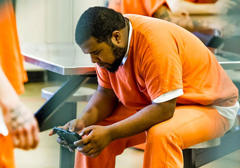 Big Talk in Jail